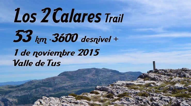 Los 2 Calares Trail – Mentiras Vertical Trail