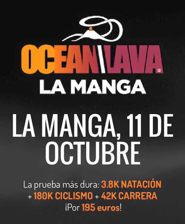 Ironman Ocean Lava Murcia