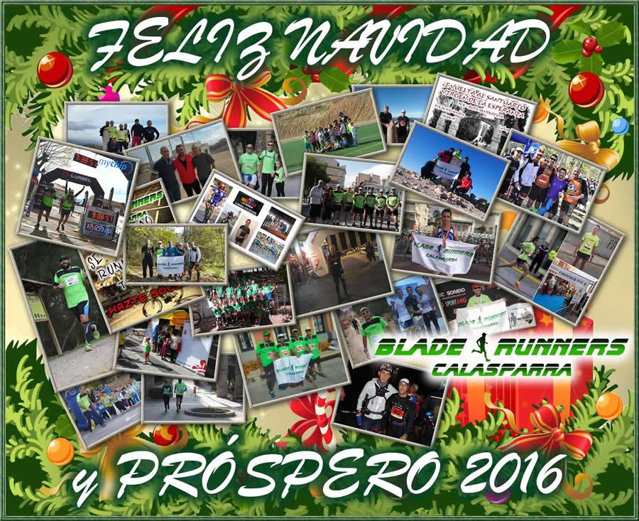 ¡¡¡¡ FELIZ NAVIDAD Y PRÓSPERO 2016 !!!!