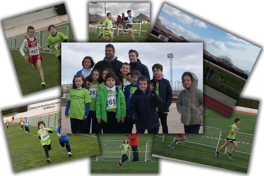 39º Campeonato Regional Individual De Campo A Través Jumilla