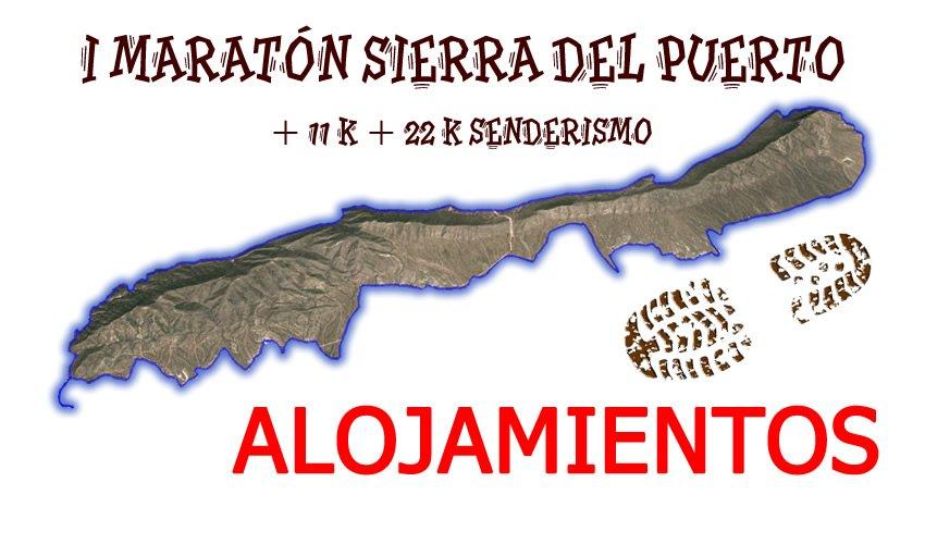 I Maratón Del Puerto – Alojamientos