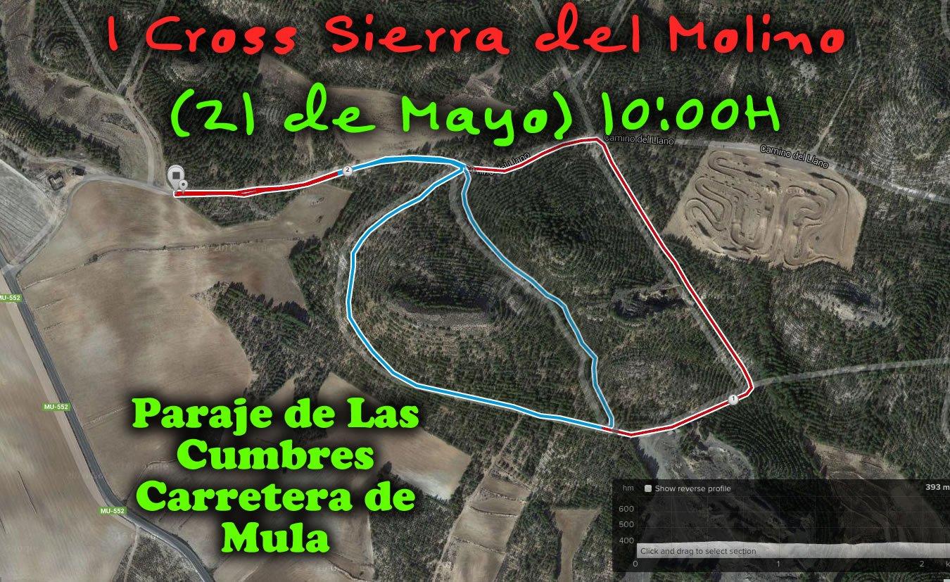 Cross Sierra Del Molino