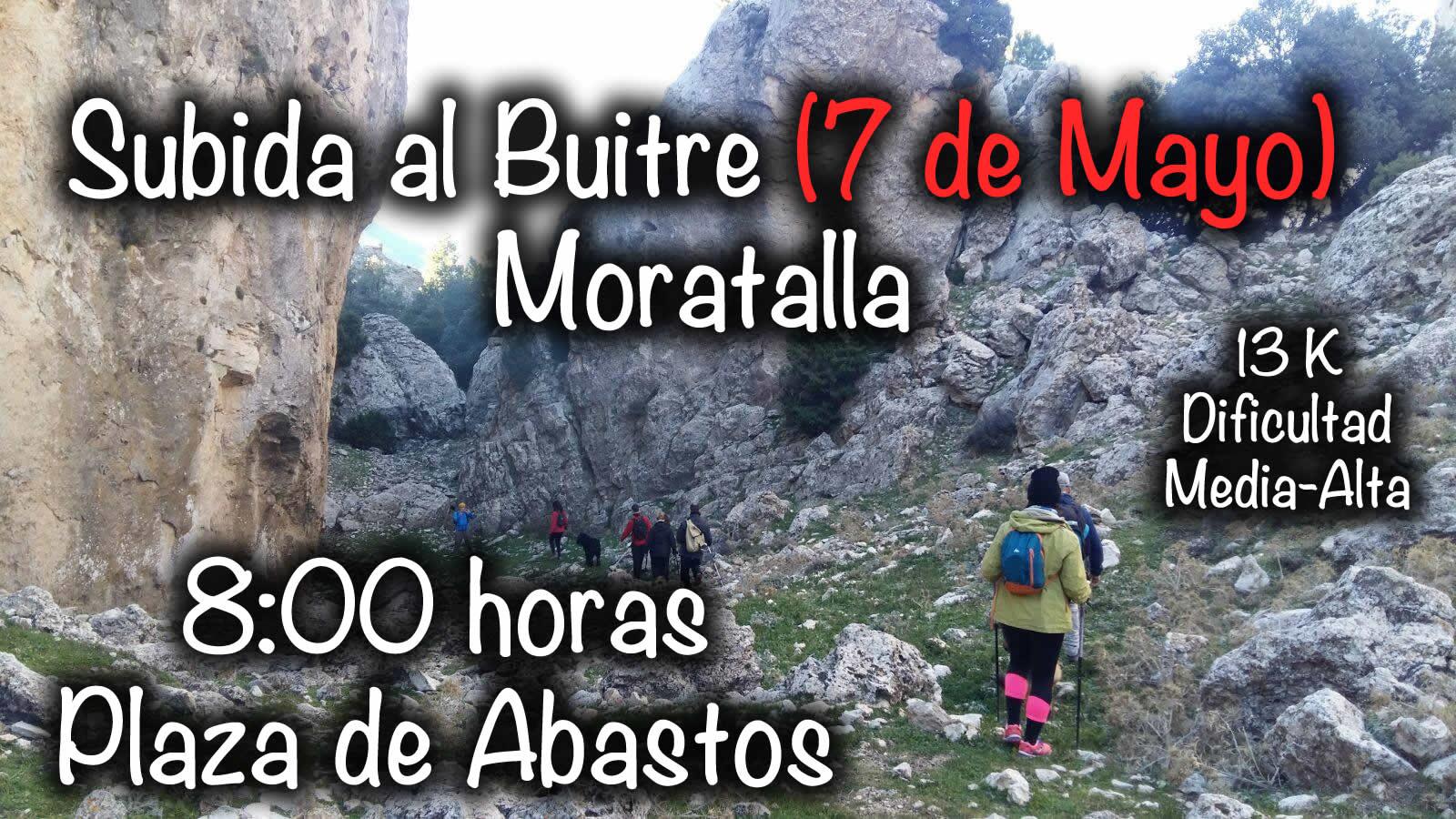 Senderismo Blade – Subida Al Buitre (Moratalla)