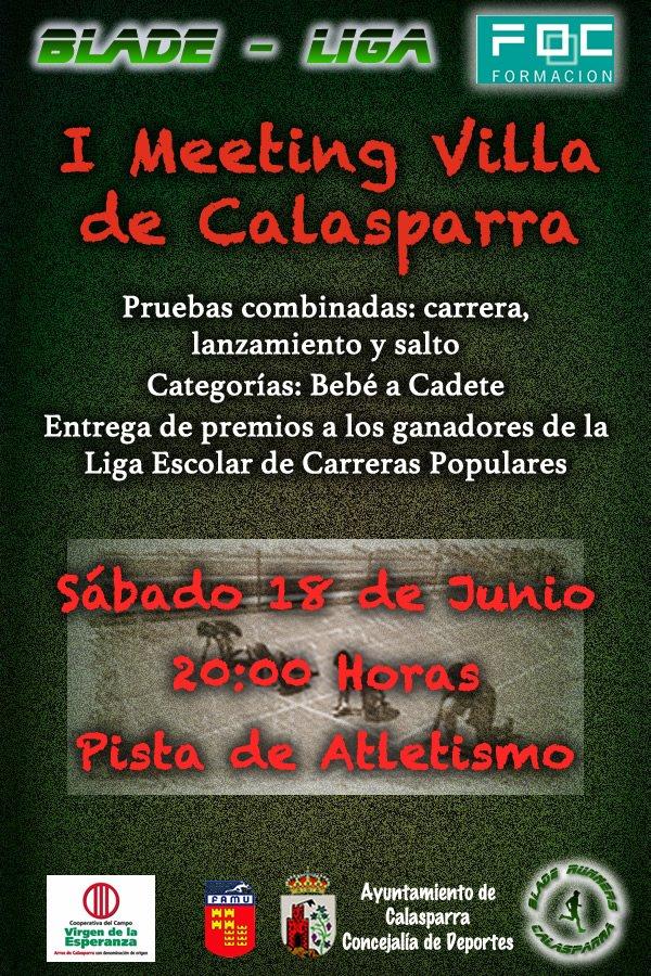 I Meeting Villa De Calasparra