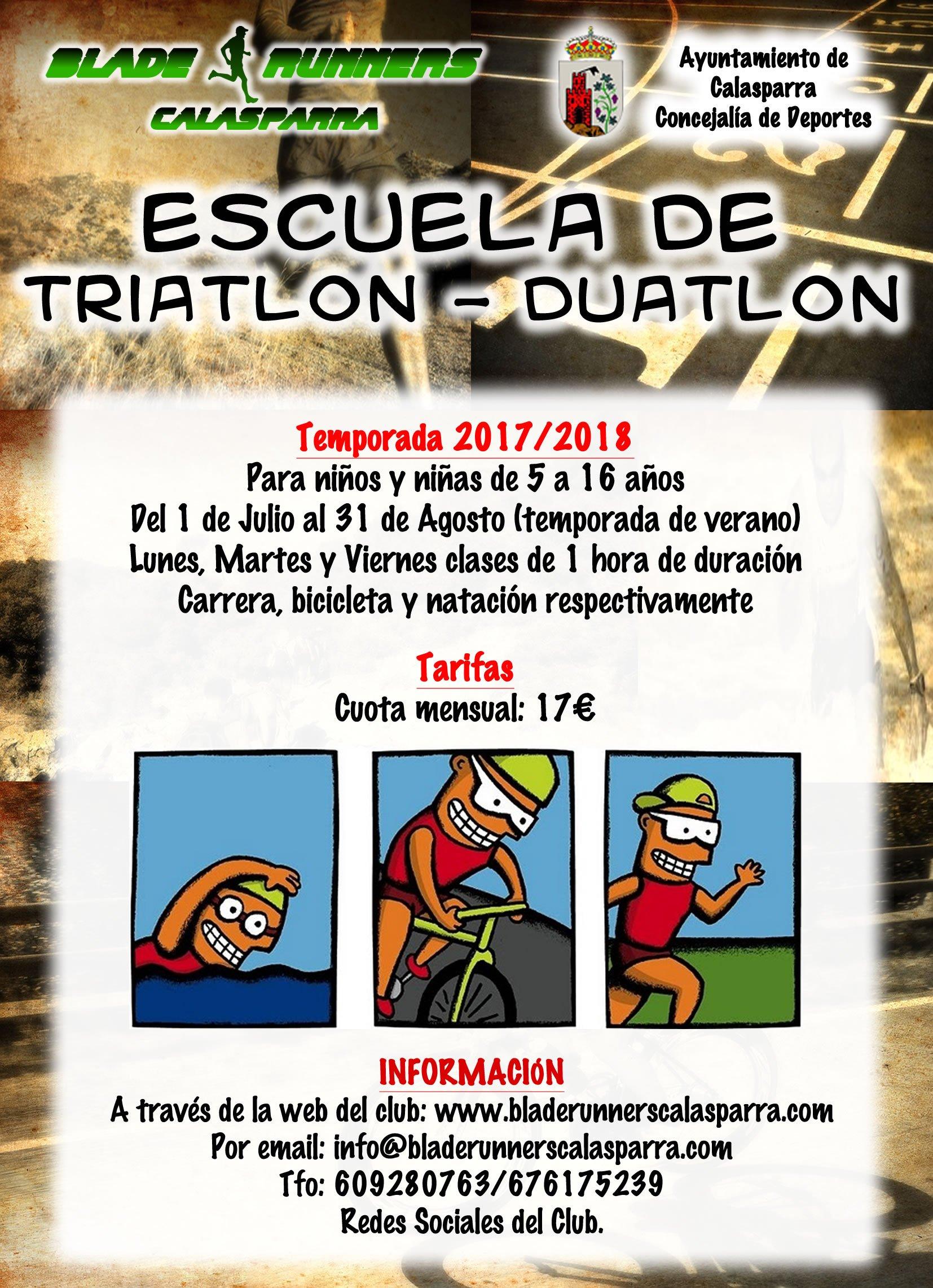 Escuelas Triatlon