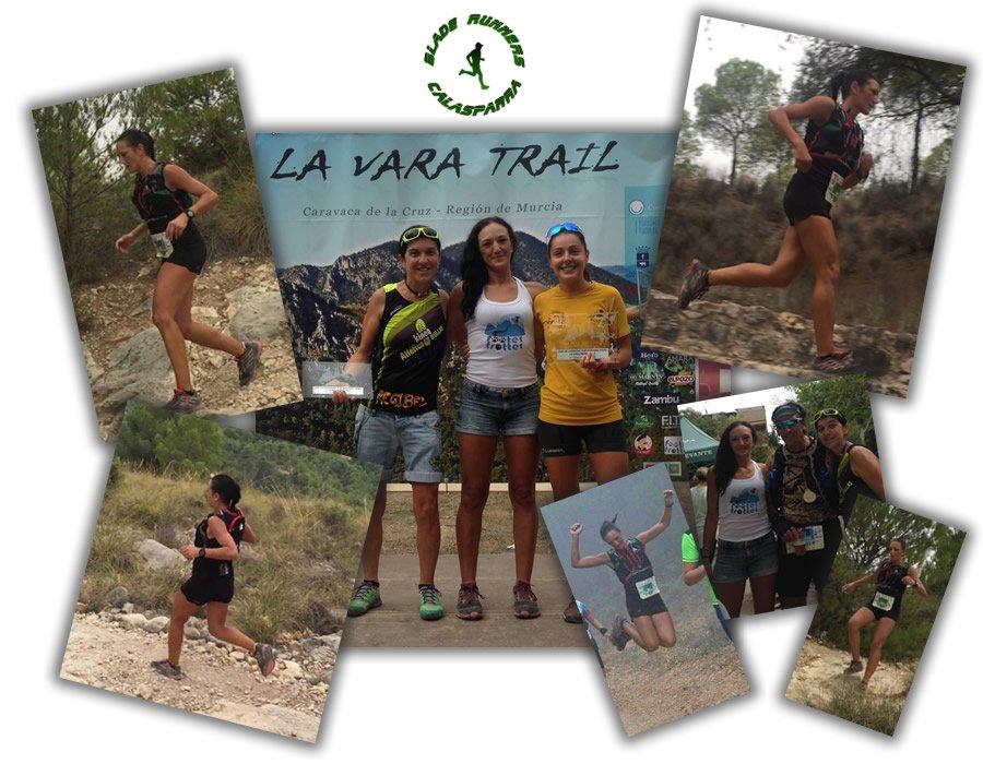 Viky Ganando La Vara Trail