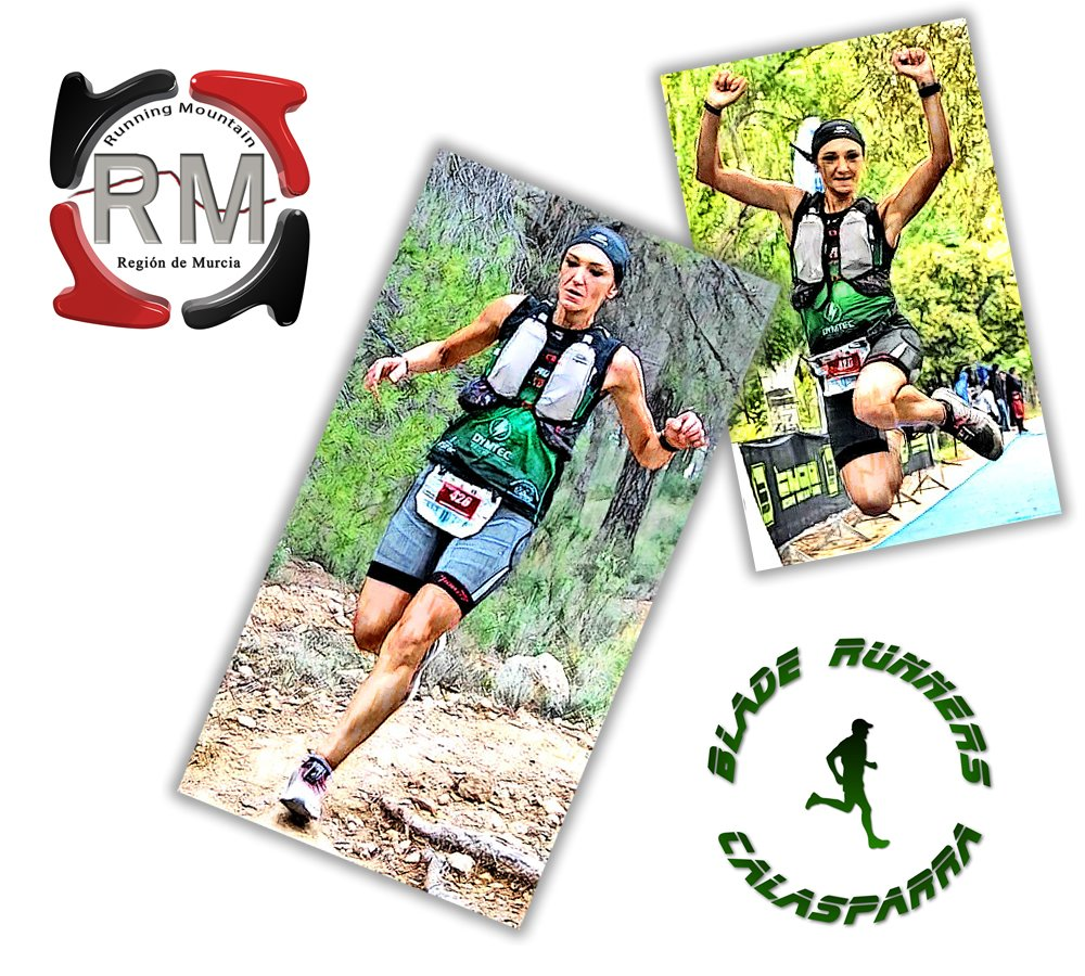 Viky Podium En La Running Mountain 2017/2018