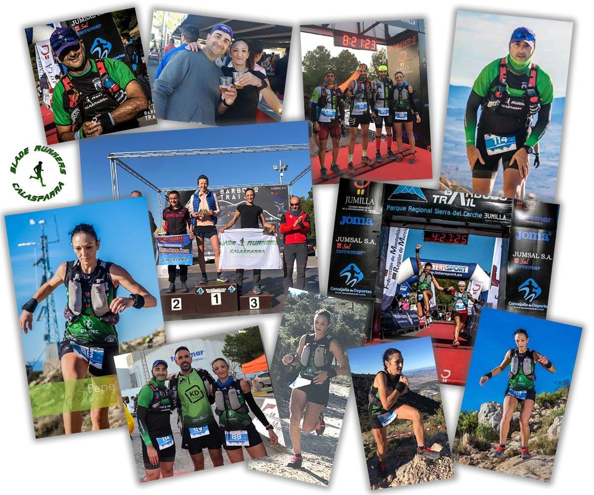 Barbudo Trail 2018 Y Viky ¡Campeona De La Liga De Otoño!