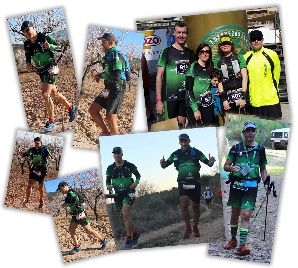 Ultra Trails Y Asfalto Para Nuestros Blades.