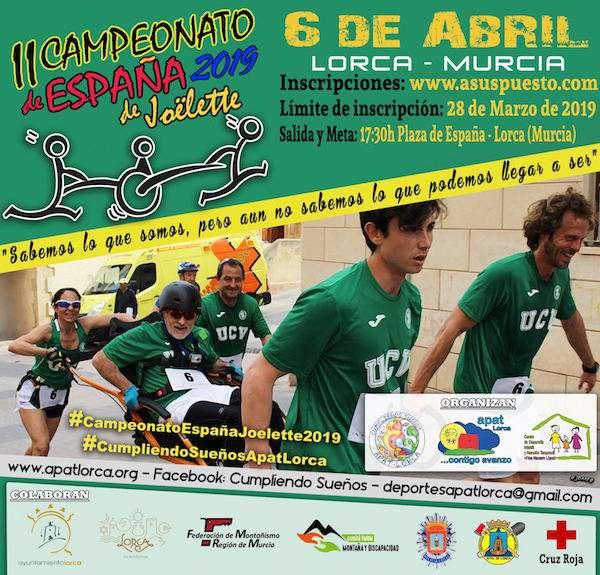 Campeonato De España De Joëlette