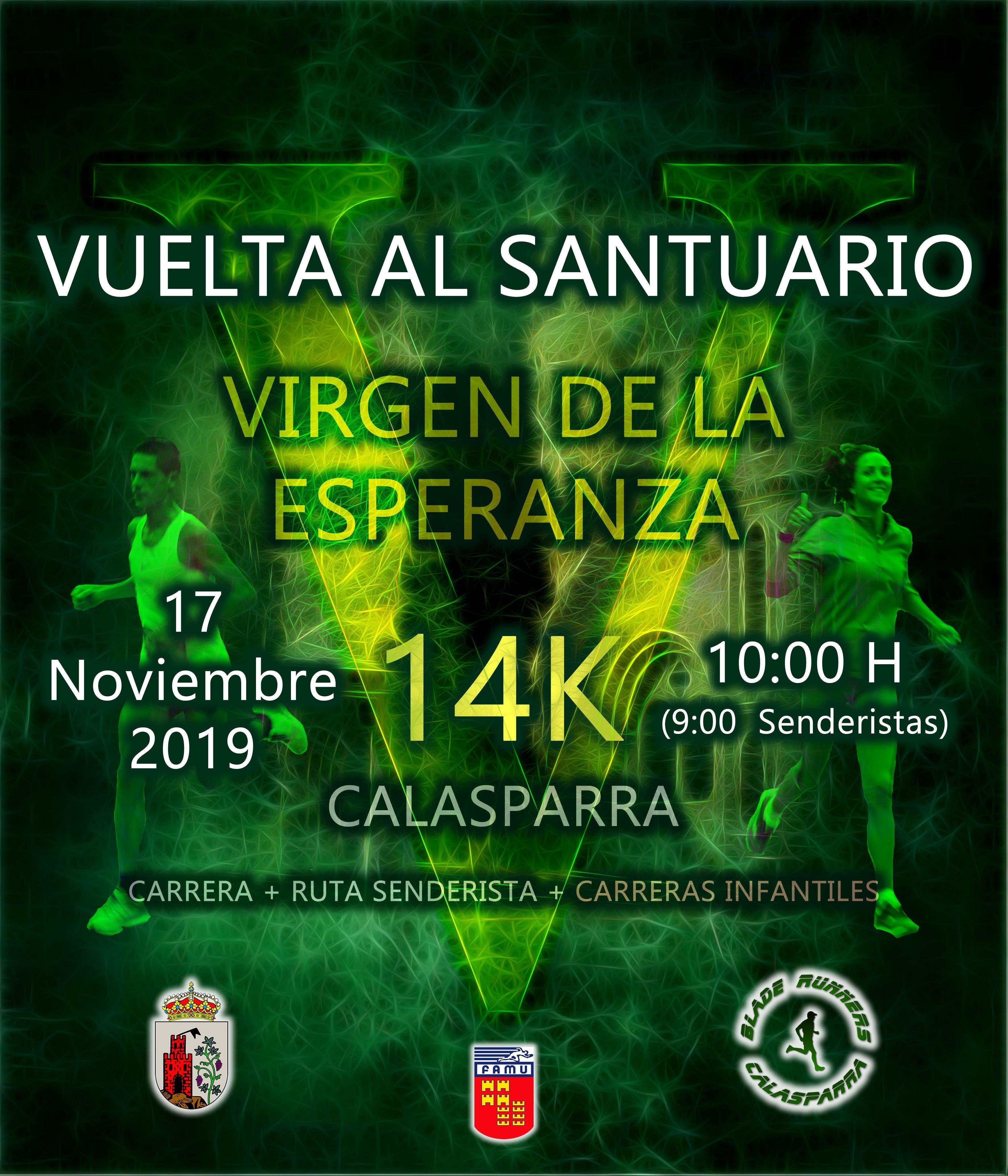 Cartel 5 Vuelta Al Santuario FINAL CORREGIDO