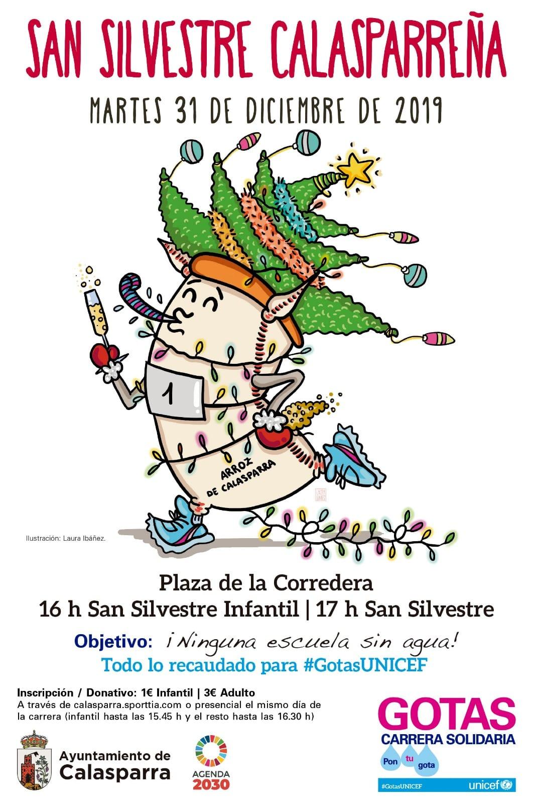 San Silvestre Calasparreña 2019