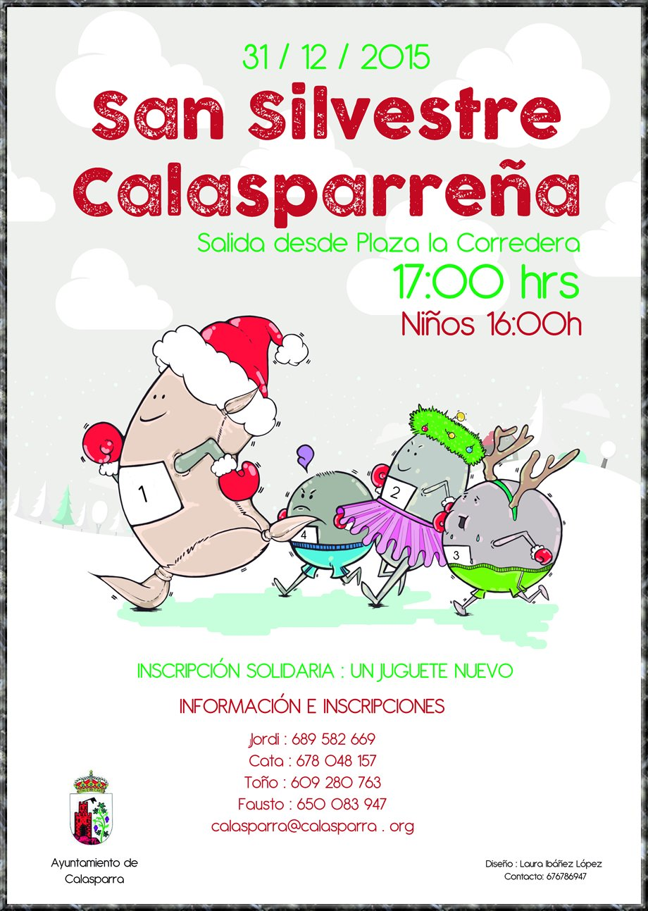 San Silvestre Calasparreña 2015