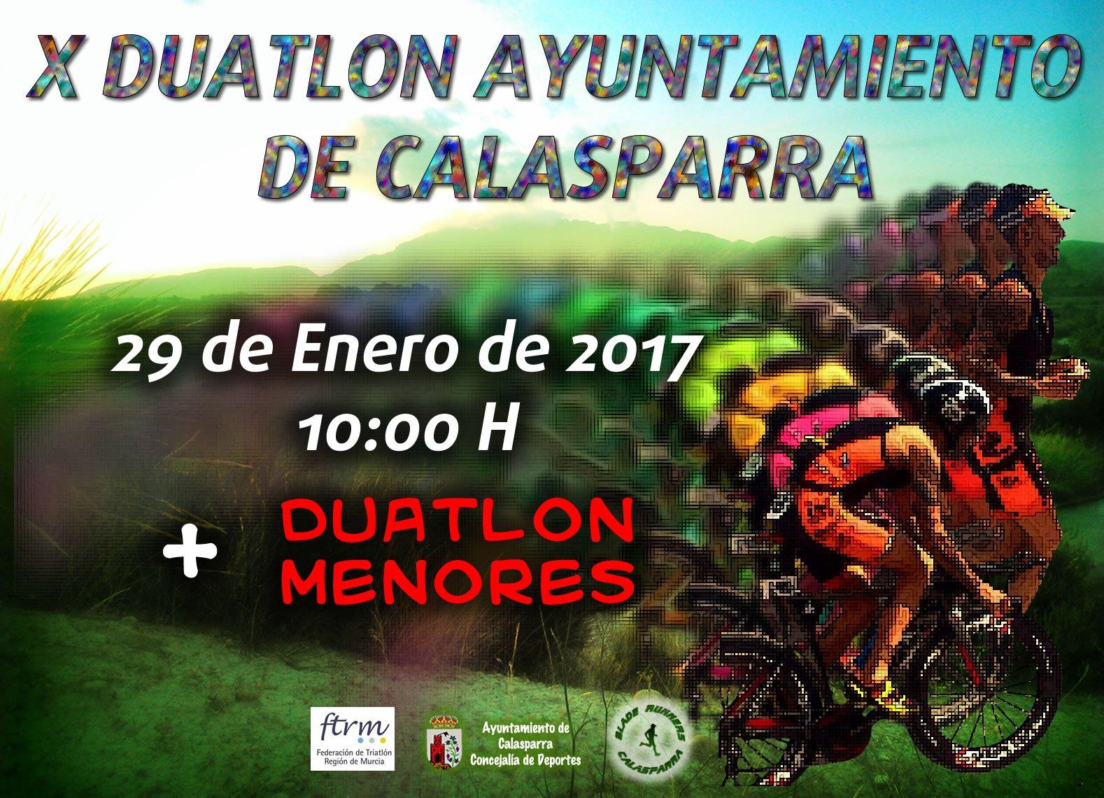 X Duatlón Ayuntamiento De Calasparra