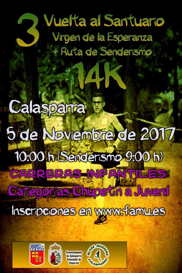 Cartel 3 Vuelta Al Santuario V2WEB