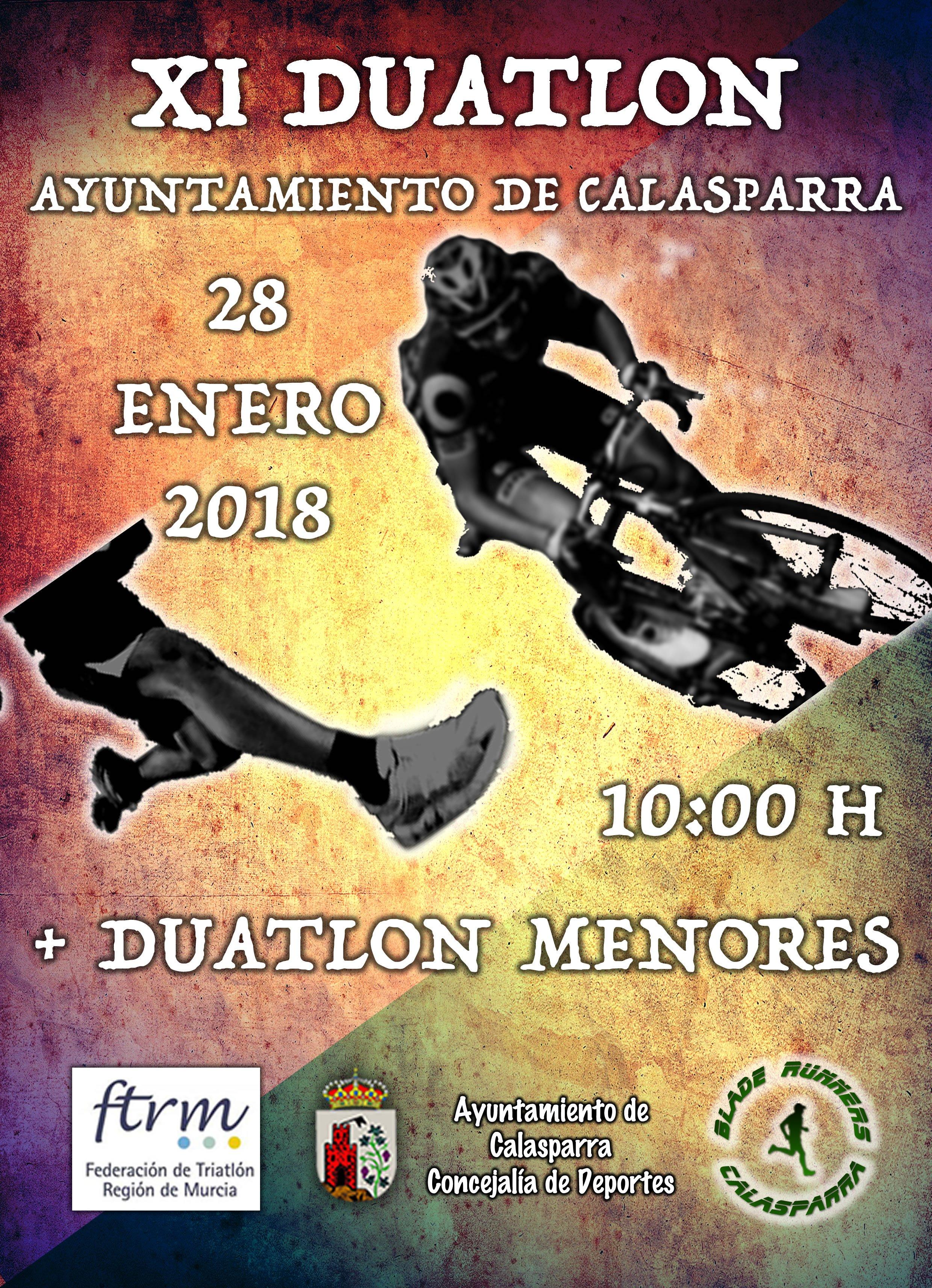 XI Duatlón Ayuntamiento De Calasparra