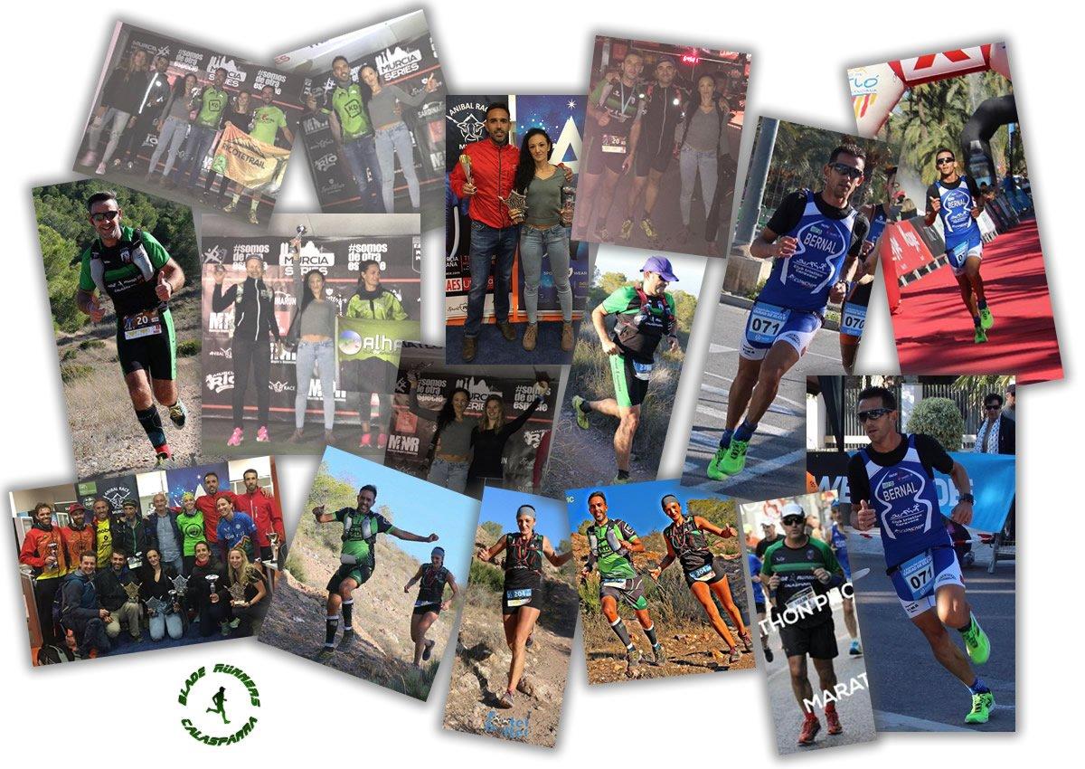 Fin De Semana De Trail, Maratón Y Duatlón Cross