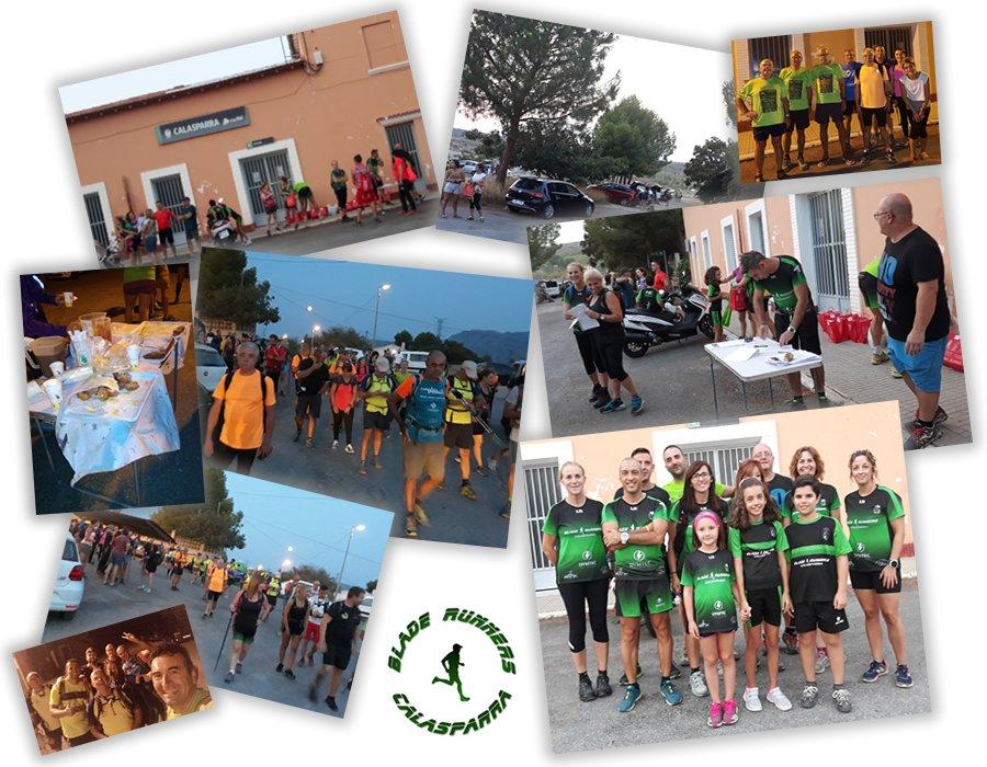 II Vuelta Nocturna A La Sierra Del Puerto – Gracias A Tod@s!!