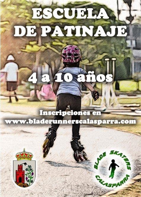 Escuela De Patinaje 2019-2020 ¡Inscripciones Abiertas!