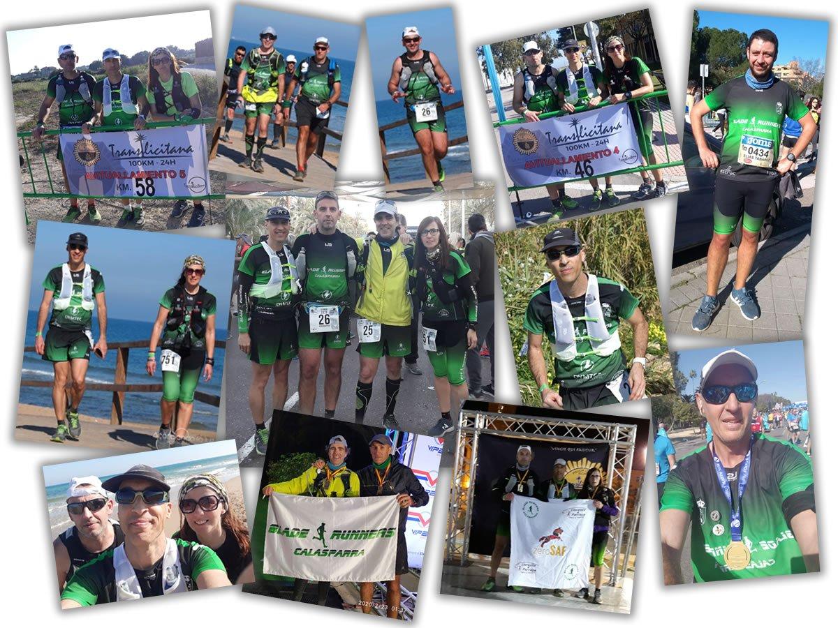 Blades Ultramaratonianos En La Transilicitana