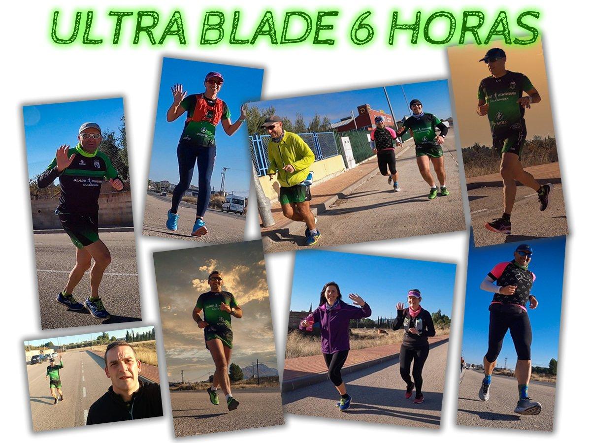 Ultra Blade 6 Horas