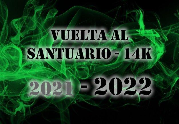 Vuelta Al Santuario, 14 K Pospuesta Para El 2022